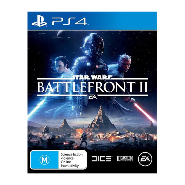 Игра для Sony PlayStation 4 Star Wars: Battlefront II, русские субтитры