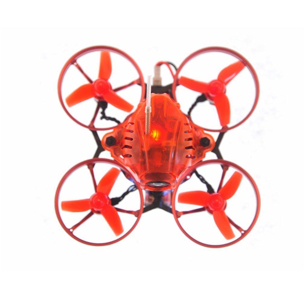 купить Happymodel Snapper6 65mm Micro 1S Brushless FPV RC Drone w/F3 OSD 5A ESC BNF Flysky/Frsky Receiver Two/Three Electricity Edition онлайн