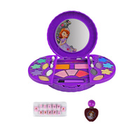 Cosmetic Set For Kids Girl For Disney Style Water Soluble Cosmetic Box For Children No Toxic For Children Learning Makeup