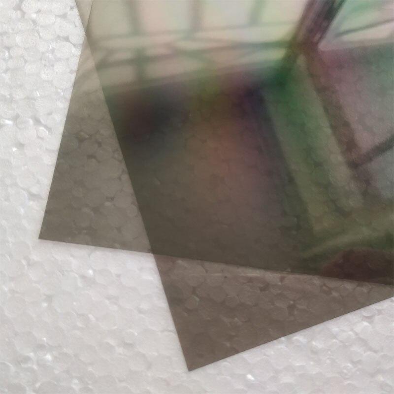 10 Teile/los Neue 72 Inch 0 Grad Lcd Polarisator Polarisierende Film Für Lcd Led Ips Bildschirm Für Tv Dinge Bequem Machen FüR Kunden