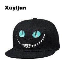 Xuyijun 2019 Alice Wonderland Cheshire gato de dibujos animados gorras de  béisbol Bugs Bunny Sylvester sombreros para hombres y . 9816822c195