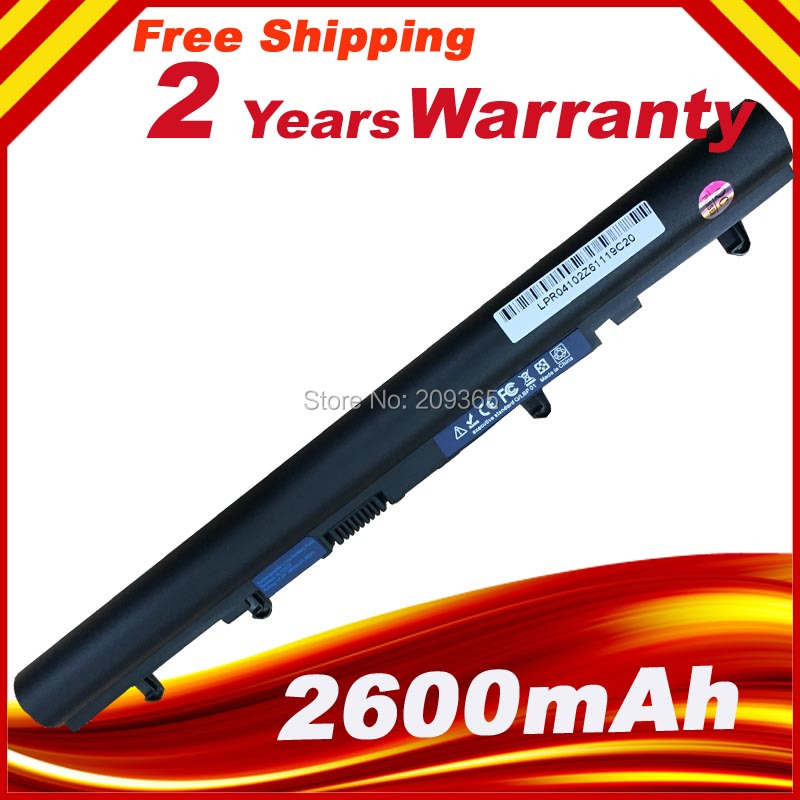 2600 мАч ноутбука Батарея для Acer Aspire V5-471 V5-531 V5-571 AL12A32 V5-171-9620 V5-431G V5-551-8401 V5-571PG