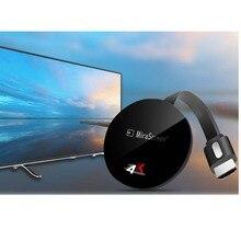 MiraScreen G7 Plus 2.4G 5G 4K UHD wireless wifi display Dongle