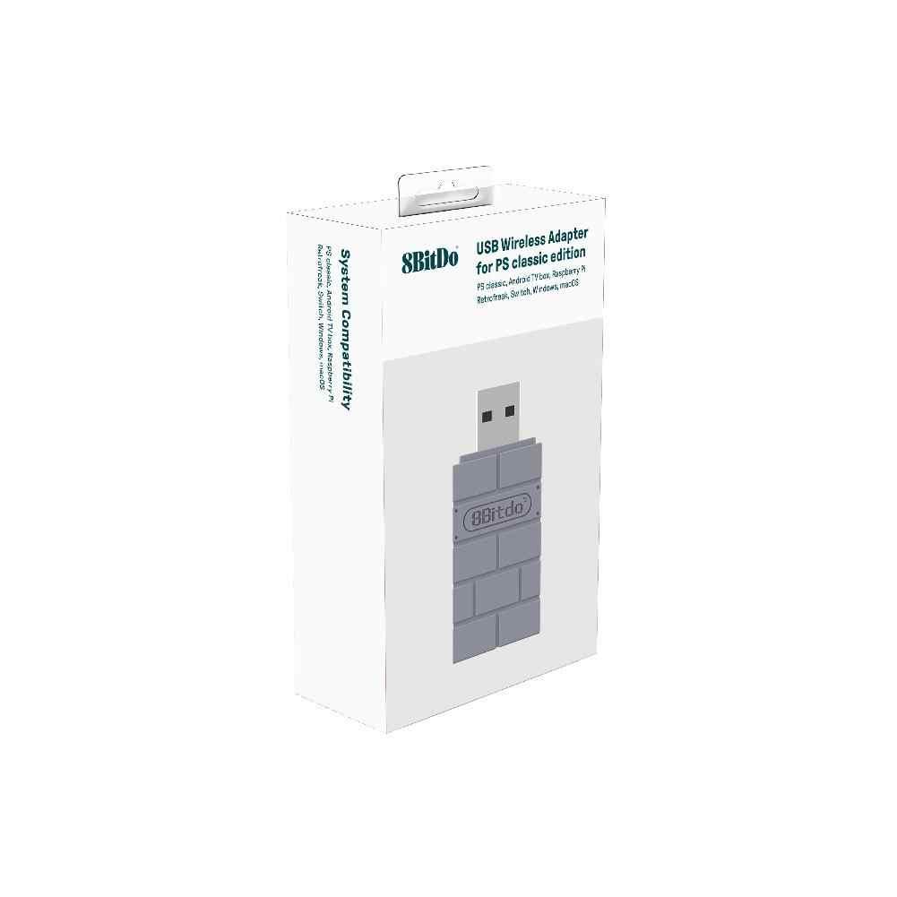 Timur Vita 8Bitdo Nirkabel USB Bluetooth Adapter Receiver Untuk PS3/Xbox Satu Controller untuk Windows Mac untuk Nintend Switch r60
