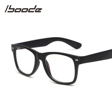 b586826e639 iboode Retro Square Computer Glasses Frame for Women Men Spectacle Eye  Glasses Frame