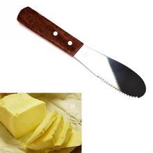 Распорный кухонный аксессуар, инструмент для завтрака, шпатель для сыра, нож для масла из нержавеющей стали