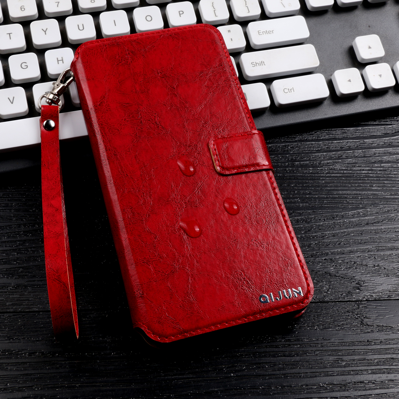 Flip case for BQ 4072 Strike mini 5037 Power 4G 5044 LTE 5050 selfie fundas wallet style Vintage cover stand for 5057 strike2 in Flip Cases from Cellphones Telecommunications