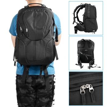 Outdoor Fashionable Photography Backpack Waterproof Anti-theft Nylon Bag