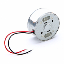Micro Solar Power Motor 300 DC3V 4.5V 5V Miniature Permanent Magnet Small DC Motor for Scientific Hobby Toys DIY Accessories