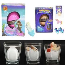 Magic Hatching Egg Of Mermaid And A Imaginary Animal With Ho