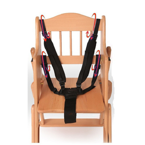 Image 5 - Buggy 5 Point Seat Belt Baby Safety Strap High Chair Child Universal Pushchair Harness Adjustable Stroller