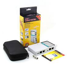 NOYAFA NF-3368 RJ11/RJ45/ BNC /USB Network Cable Tester LAN Network Cable Tester Detector Wire Tracker Diagnose Tracker