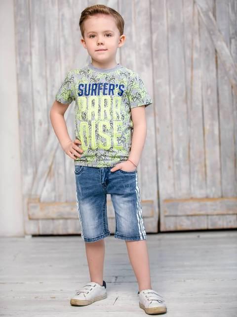 Шорты джинсовые Sweet Berry для мальчиков