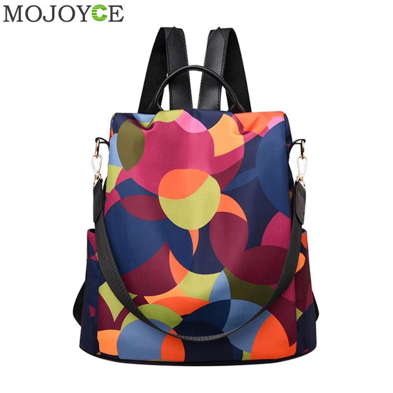 New Backpack Unisex Oxford Multifuction Shoulder Bag Casual Anti Theft Backpack For Teenager Girls Schoolbag Sac A Dos Mochila