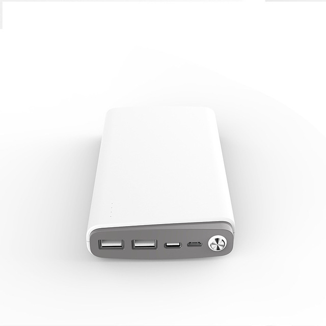 Power Bank 30000mah 18650 Portable External Battery Bank Pack Powerbank 30000mah Mobile Charger for iPhone and Tablets poverbank 1