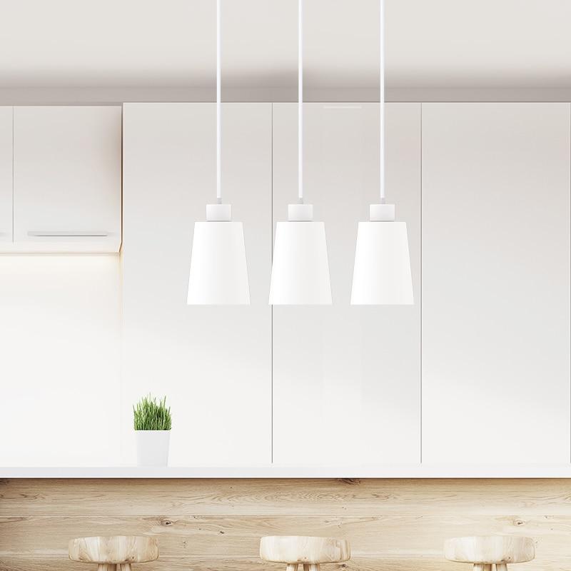 Yeelight Jiaoyue Minimalistischen Eisen E27 Anhänger Licht Für Cafe Bar Decor 200-220 V Deckenleuchten Licht & Beleuchtung