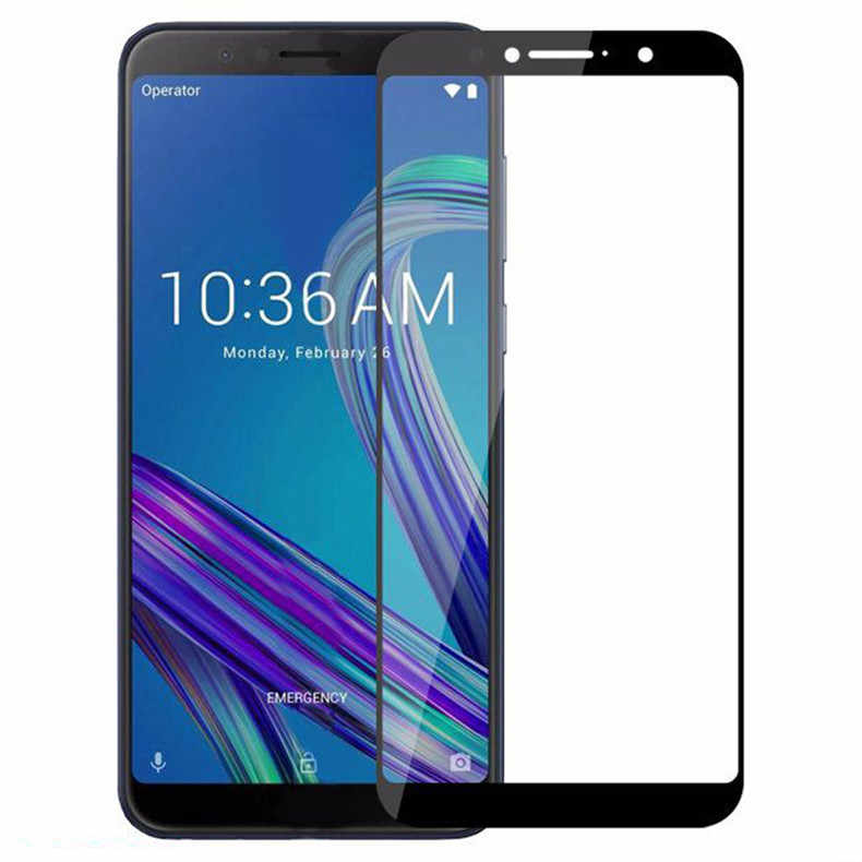 Tempered Glass For Asus Zenfone Max Pro M1 ZB601KL ZB602KL ZB555KL ZB570T 4 ZC520KL ZC554KL ZE554KL 5 Z ZE620KL ZS620KL ZC600KL