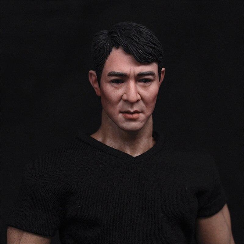 Mnotht ของเล่น 1/6 Jet Li หัว Sculpt-ใน ฟิกเกอร์แอคชันและของเล่น จาก ของเล่นและงานอดิเรก บน   2