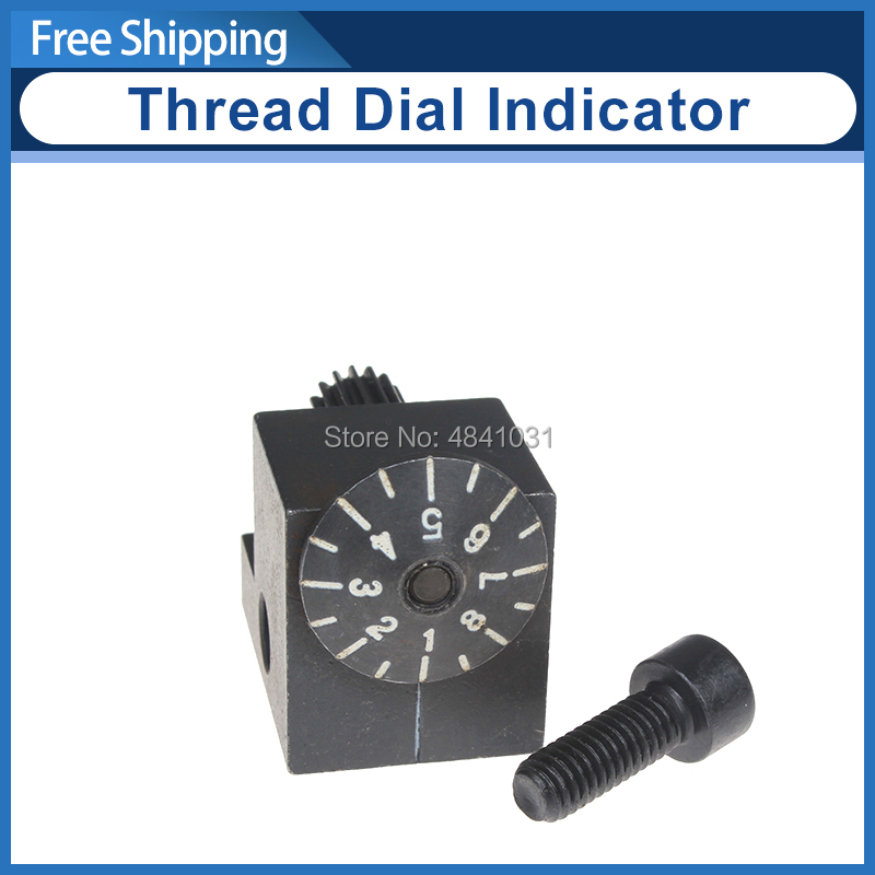 Thread Dial Indicator/Metal Thread-cutting Chasing Dial/SIEG C2/C3
