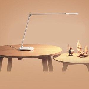 Image 3 - Xiaomi Mijia Led Bureaulamp Draagbare Licht Oogbescherming Voor Thuis Slimme Afstandsbediening Licht Wifi Bluetooth Tafellamp licht