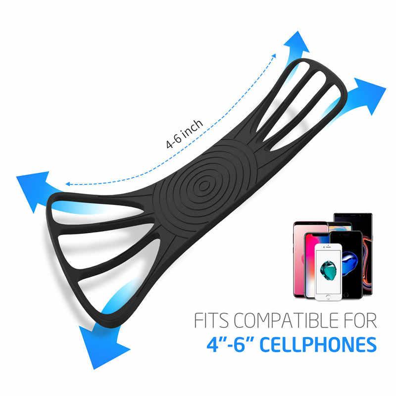 Supcase rápida montagem em execução braçadeira de telefone para iphone x/xs max/xr, para galaxy note 9/s9/s8 plus, destacável treino esportes braço banda