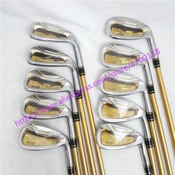 Golf Clubs honma s-06 4 sterne GOLF irons clubs set 4-11Sw.Aw Golf eisen club Graphit Golf welle R oder S flex