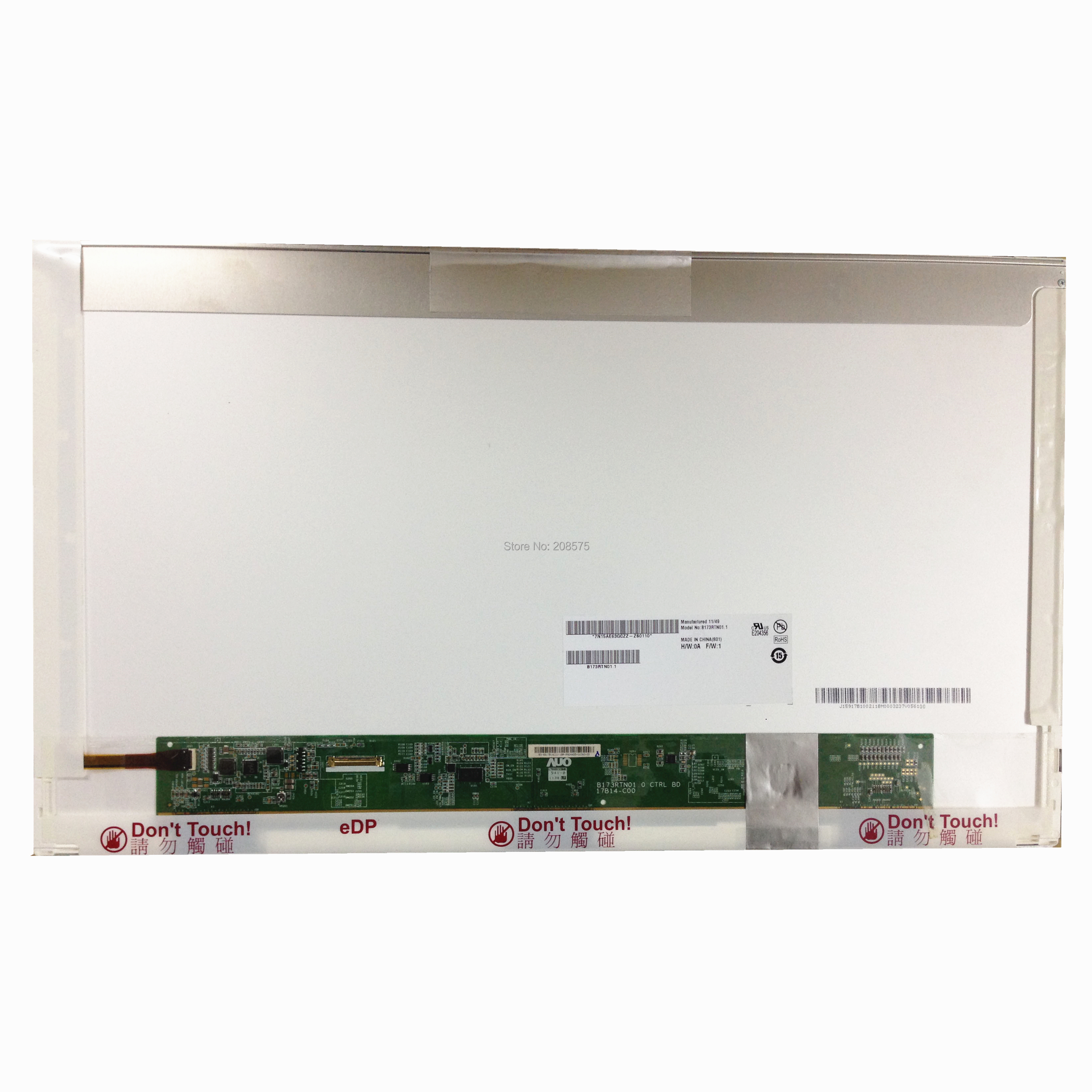 Free shipping B173RTN01.1 B173RTN01.3 N173FGE-E23 LP173WD1-TPE1 For Acer V3-772 LCD Laptop screen  30 pinsFree shipping B173RTN01.1 B173RTN01.3 N173FGE-E23 LP173WD1-TPE1 For Acer V3-772 LCD Laptop screen  30 pins