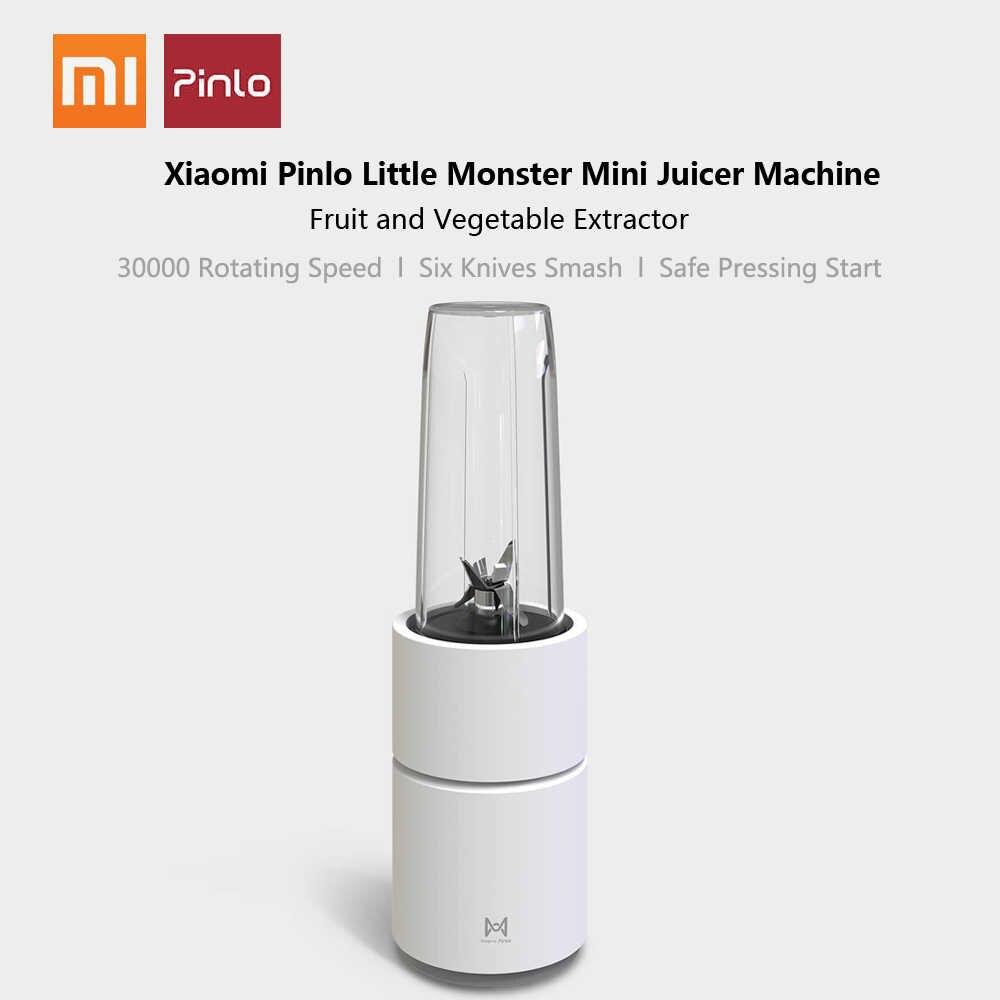 Xiaomi Pinlo Monstrinho Fruta Vegetal Máquina de Cozinhar Espremedor de Mini Espremedor de Frutas Espremedor de Frutas Elétrico do Agregado Familiar de Viagem