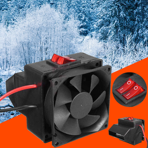 12V 300W Car Vehicle Heating Heater Hot Fan Driving Defroster Demister For Vehicle Portable Temperature Control Device(China)