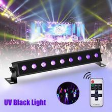 27 Вт УФ фиолетовый настенный светильник с дистанционным управлением US EU UK PLUG