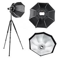 55cm Umbrella Softbox with Handle for Studio Flash Light for fashion photography