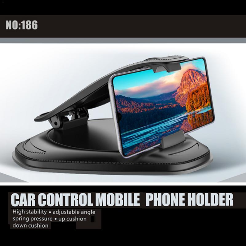 Auto Universal Dashboard Anti Slip Pad Halter Halterung Für Handy Tablet Gps Auto Zubehör