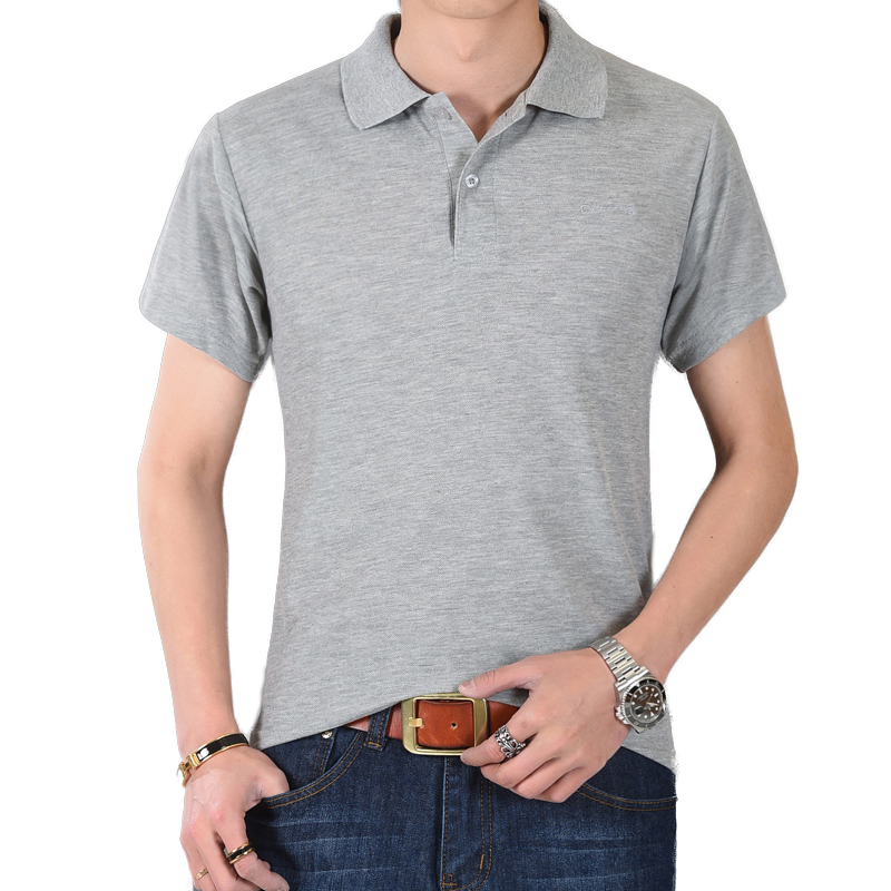 Crocodile brand   Polo   shirt Men 2019   polo   color men 100% cotton high quality French fashion summer Top shirt Plus size 4XL