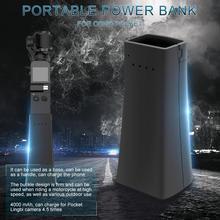 Portable Multifunction Power Bank for Osmo Pocket Lingbi Mob
