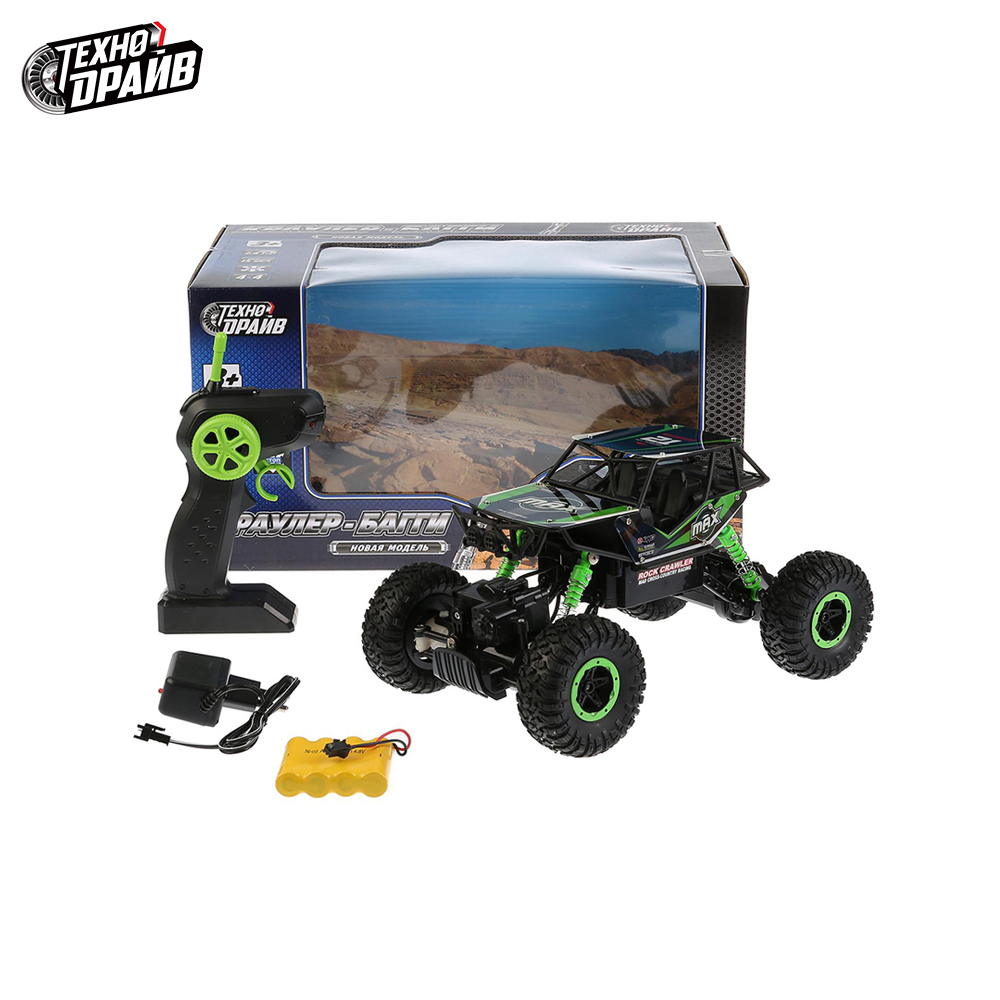 RC Cars TECHNODRIVE 265468 Remote Control Toys radio-controlled toy games children Kids car play B1653890-R high speed remote control rc rock crawler car toy 10428 b rc climbing car brushed electric car toy with led light best gift toy