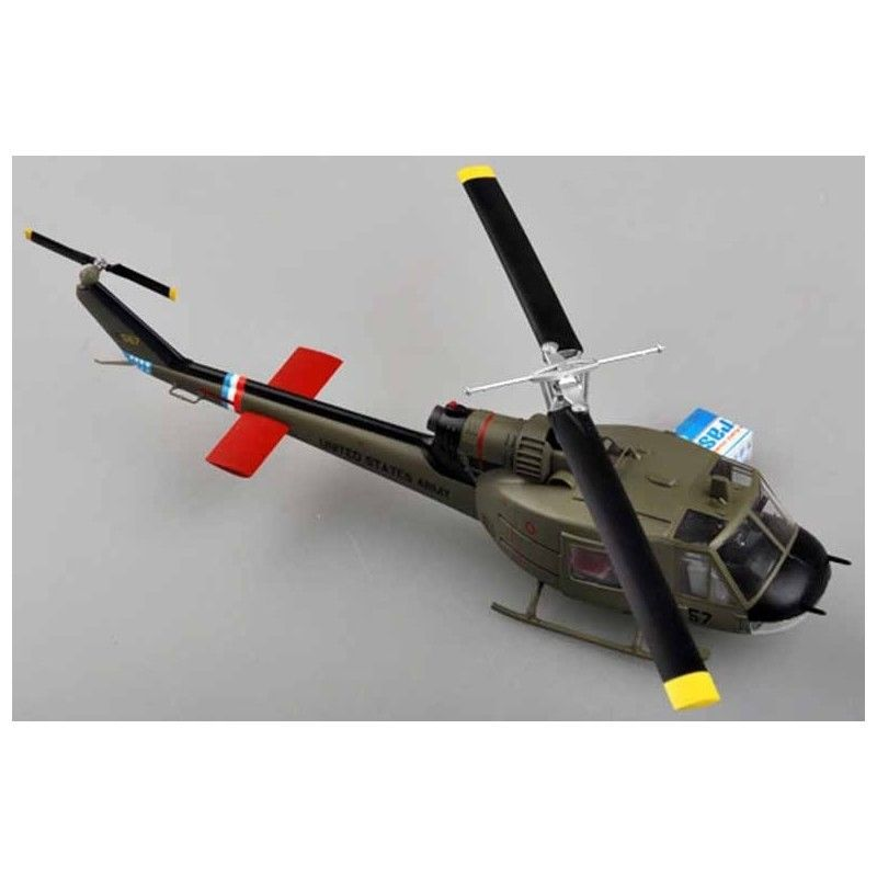 Easy Model 39320 1/48 UH 1C 57th Aviation Company Huey Helicopter Finished Model