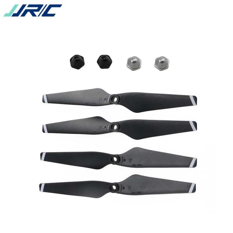 ต้นฉบับ JJRC X7/c-fly cfly สมาร์ท RC Drone Quadcopter อะไหล่ใบพัด Props ใบมีดชุดตกแต่งใบพัดใบพัด