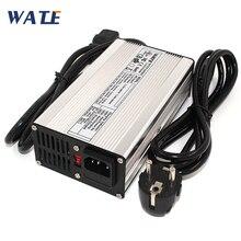 12.6 V Carregador 10A 12 V Bateria Li ion Carregador Inteligente Usado para 12 3 S V Entrada de Bateria Li ion 110 V & 260 V escudo de Alumínio
