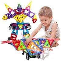 Mini Magnetic Magnetic Building Blocks Toys For Children Educational Games Designer Magnet Toy Gifts For Children