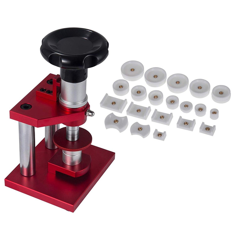 스크류 타입 케이스 캡핑 기계 공구 시계 제조 업체 유지 보수를위한 고정밀 시계 프레스 기계-에서수리 도구 & 키트부터 시계 의  그룹 2