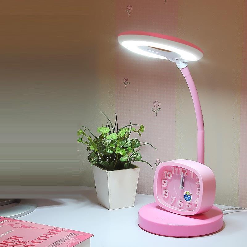 Lesen Led Licht Lampe Vortrag Europäischen Usb Led Clip-auf Neben Lit Lampe Bett Schreibtisch Licht Flexible Licht & Beleuchtung Schreibtischlampen
