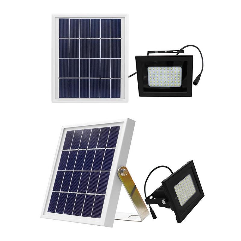 54 LED Solar Lamp Solar PIR Motion Sensor Garden Light ...
