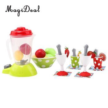 Kitchen Appliance Toy - Simulation Juicer Set (27pcs) for Kids Pretend Play