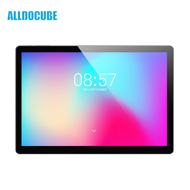 ALLDOCUBE Power M3 4G Phone Call Tablets PC 2GB 32GB Android 7.0 10.1 Inch 1920*1200 IPS MT6753 Octa Core Phablet 8000 mAh GPS