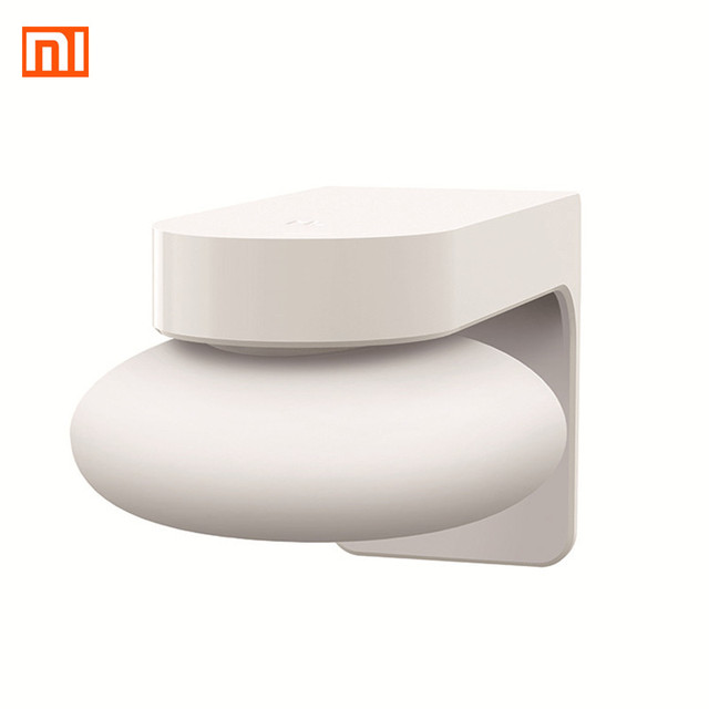 XIAOMI Mijia Household Magnetic Soap Holder Powerful Suction Cup Wall-mounted Soap Box Dishes For Kitchen Bathroom
