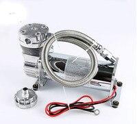 universal air ride compressor spares pump air suspension system 200 PSI 3/8 1/4 size suspension pumps compressor