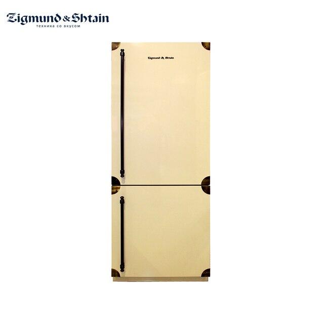 Отдельностоящий холодильник Zigmund & Shtain FR 10.1857 X