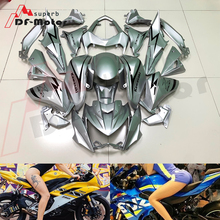 Silver for Kawasaki Z800 Z 800 2013 2014 2015 2016 13 14 15 16 Bodyworks Aftermarket Motorcycle Fairing (Injection Molding)