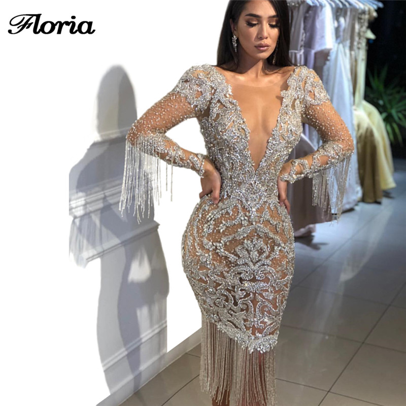 Arabic Dubai Evening Dresses For Weddings Robe de soiree Longue Turkish Aibye Muslim Party Dress Abendkleider Formal Prom Gowns