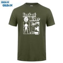 GILDAN Instant Just Add Water T-SHIRT Divers Divinger Scuba Dive Funny Gift Birthday Cartoon Print Short Sleeve T Shirt